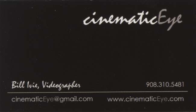 Cinematic Eye