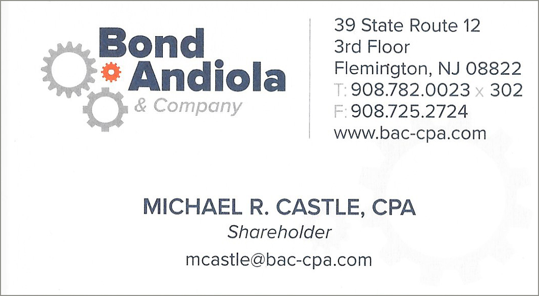 Bond Andiola Card Scan