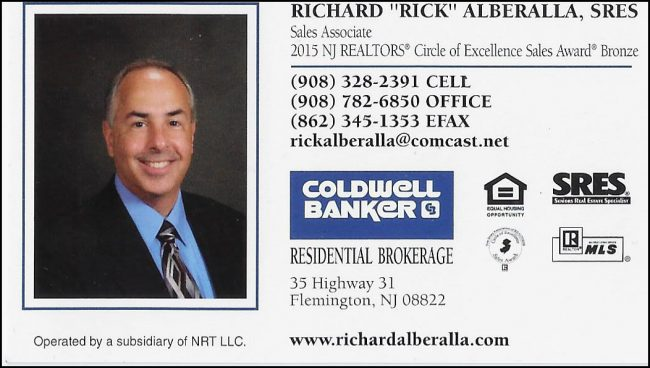 Rick Coldwell Banker Card Scan V2