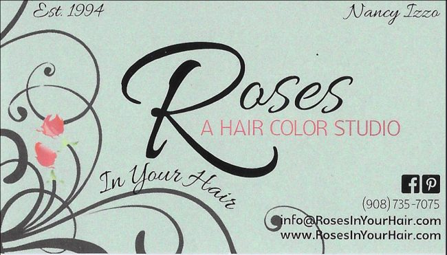 Roses in Your Hair IZZO