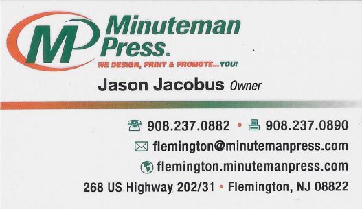 Jason Jacobus MMP Card